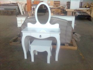 Barbie Dressing Table and Stool