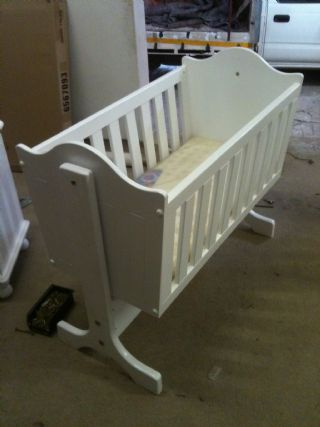 New Type Baby Cradle