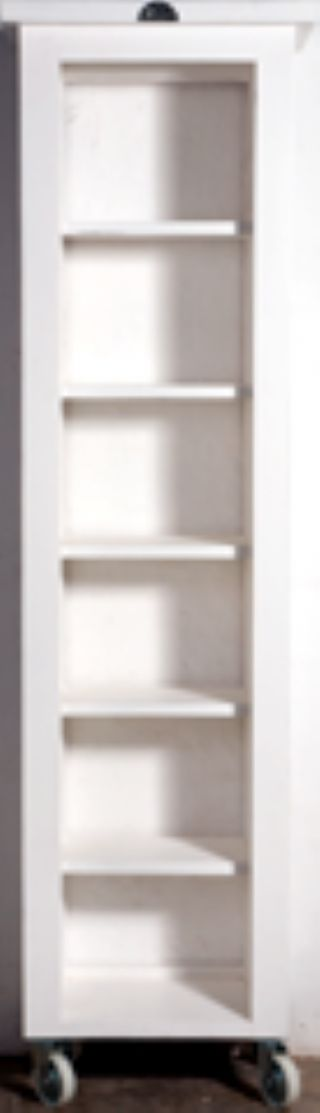Reciepe/Shelf Unit on Wheels Style S