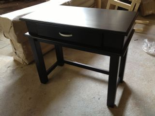 Twilight Small Dressing Table with Draw Type A