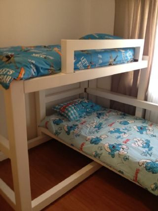 Kuby L Shape Bunk