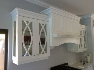 kitchen ideas- Stove top & Wall units