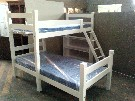 Economy Double Bunk L Shape B