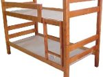 Economy Double Bunk Bed
