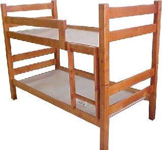 Economy Double Bunk Bed