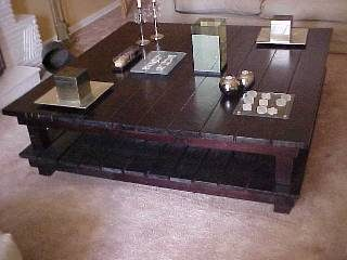 Country Coffee Table 1200 x 1200