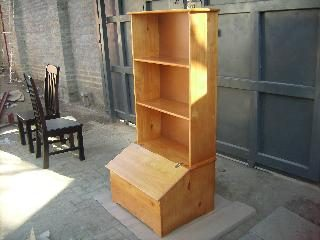 A Toy Box Bookcase
