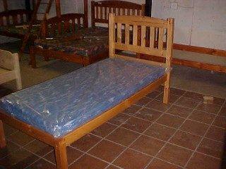 Vin Three Quarter Bed 1070