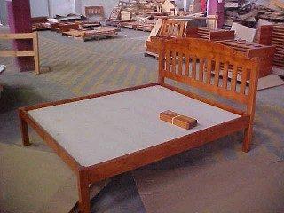 Vinn Queen Bed 1520