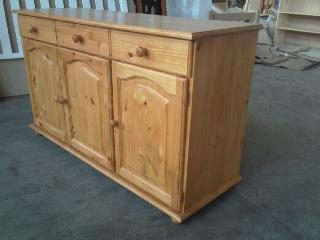 Sideboard 3 Draw 3 Door