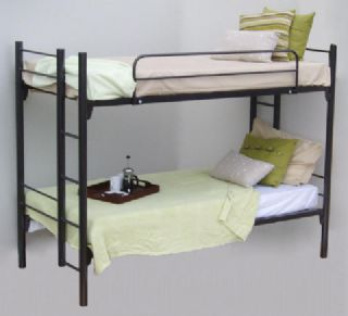Vic Metal Double Bunk Bed