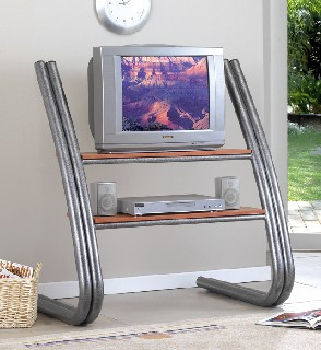 Jupiter Metal TV Stand