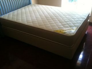 Restful Sleeper 1 Star Double Base Set 1370