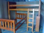 TL L Shape Bunk Bed