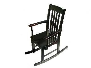 Country Rib Back Rocking Chair