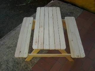 A Frame Bench Kiddies