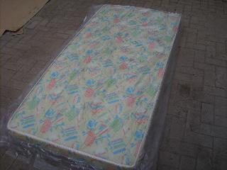 Medium Density 125mm Thick Foam Mattress SINGLE