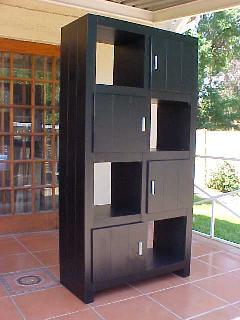 James Room Divider With Doors