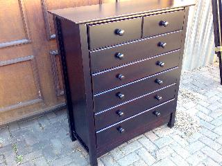 James 5+2 Chest of Draws