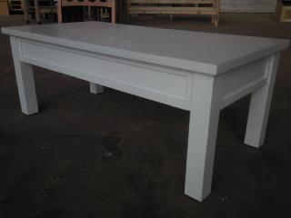 Large Panel Coffee Table