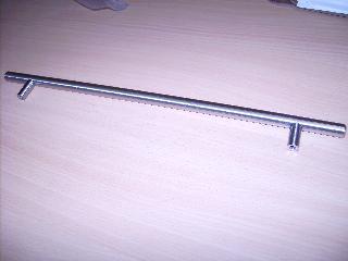 Barrel Metal Handle 360 long