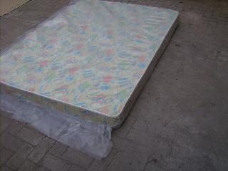 Medium Density 125mm Thick Foam Mattress DOUBLE