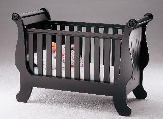 Lee Sleigh Cot