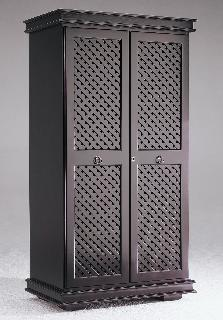 Rio Wardrobe Lattice Door