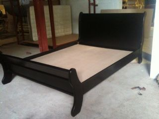 G Series Sleigh Sleigh Bed Double