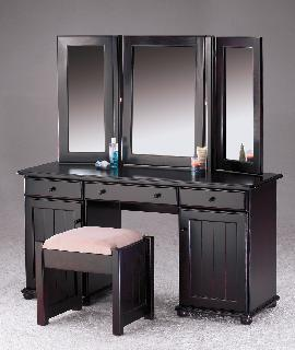 Nelson 3 Mirror dressing Table