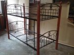 Wood and Light Metal Bunk Bed 850/850