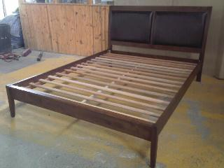Edison Queen Bed