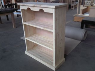Country Book Shelf 1200