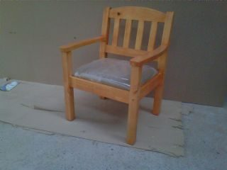 New style Discovery Chair