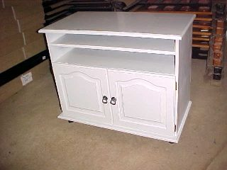 Eric 2 Door 2 Shelf PLASMA -TV Trolley